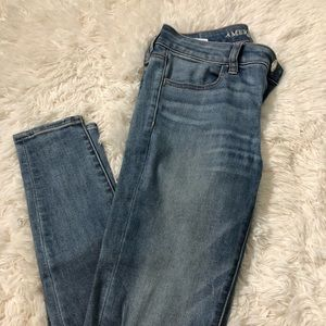 AEO Jegging long skinny jeans